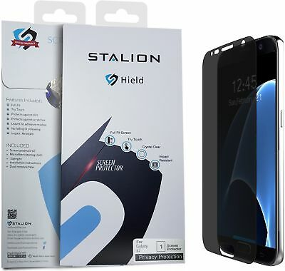 Stalion® Shield Premium Screen Protector Film for Samsung Galaxy S7 LOT OF 100