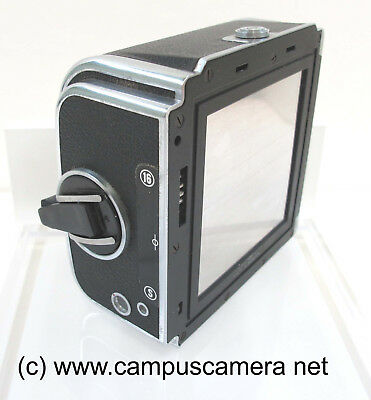Hasselblad A16S Superslide Film Magazine for 500 and 200 Series Cameras - Chrome