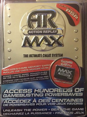 PSP Action Replay Intec, New