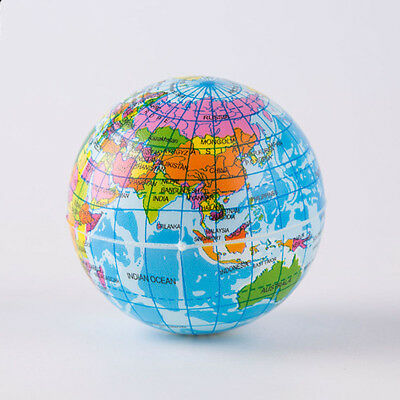 10CM Anti Stress Globe Reliever Ball Stress ball ADHD Autism Mood Squeeze Toy