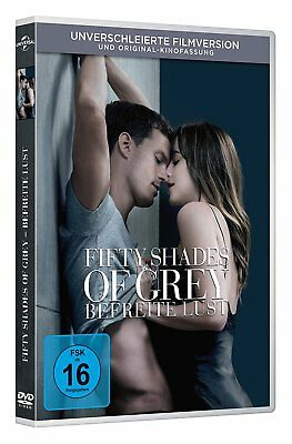 DVD * FIFTY SHADES OF GREY 3 - Befreite Lust # NEU OVP +