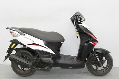 2012 Kymco Agility Rs 125 Damaged Spares Or Repair ***no Reserve*** (14785)
