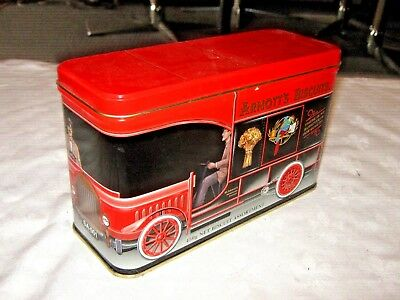 A 2000 Release Arnotts Biscuit Assortment 450g Red Truck Tin SA 001
