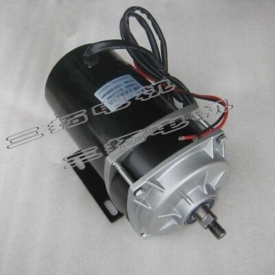 DC24V 650W 620RPM 110kg.cm Planetary Gearbox Speed Reduction Brush Gear Motor
