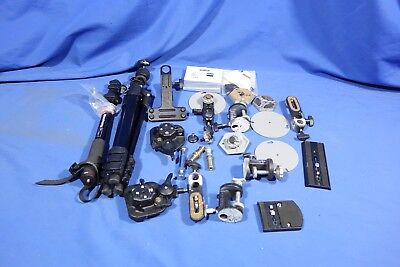 LOT of Assorted Manfrotto Accessories #L4152BP AS-IS