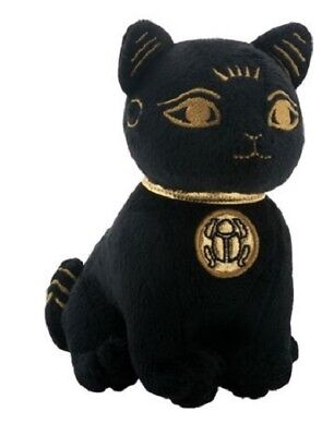 Small Ancient Egyptian Bastet Cat Goddess of Protection Stuffed Animal Plush
