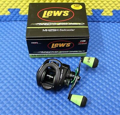 Lew's® MachII Speed Spool® SLP Right-Handed Baitcaster Reel MH2SH