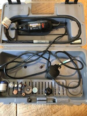 Dremel 395 multi tool 240v With Box and Tools