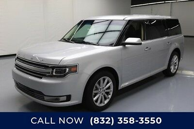 Ford Flex Limited Texas Direct Auto 2017 Limited Used 3.5L V6 24V Automatic FWD SUV