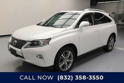 Lexus RX  Texas Direct Auto 2015 Used 3.5L V6 24V Automatic FWD SUV Moonroof