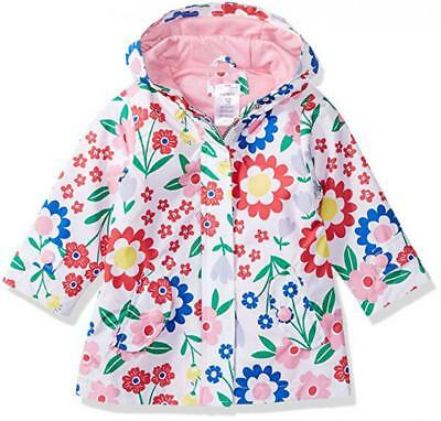 0f18201f0b91 CARTER S INFANT GIRLS Floral Rainslicker Rain Jacket Size 12M 18M ...