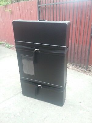 """Storage & Shipping Case Molded w/Wheels 48"""" x29"""" x expands 8""""-12"""" OVERSTOCK$"""