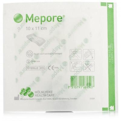 Mepore Adhesive Surgical Dressing 10 x 11 cm 1Box contains 40 dressings