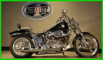 Custom Built Motorcycles Other  1997 Custom Built Motorcycles Vivid Black S&S Lots Chrome WATCH OUR VIDEO!
