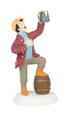Dept 56 Dickens Village Cheers! #6000600 BRAND NEW 2018 Free Shipping