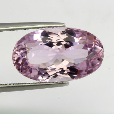 Clean Awesome! 21.40 Ct. 100%natural Top Padparadscha Color Kunzite Brazil Big!