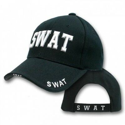 SWAT POLICE Polizei Tactical Unit Deluxe Law Enforcement Cap USA Mütze