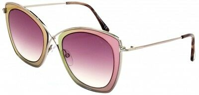 pinkpink Sunglasses silver TOM FORD 77T shaded 0605 FT INDIA 02 xwxTWYXzq