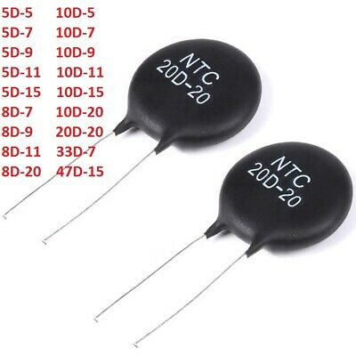 NTC Thermistor Resistors Temperature Sensor Negative Temperature Coefficient