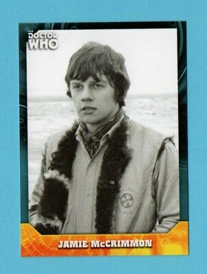 Doctor Who Signature Series  Base Card 91 Jamie Mccrimmon