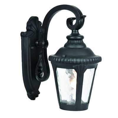 Acclaim Lighting Surrey Collection Wall Mount 1 Light Outdoor Matte Black