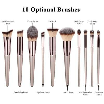 1 Pc Professional Make Up Brush Powder Foundation Eye Shadow Blush Eyebrown K4U9