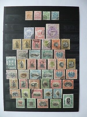 NORTH BORNEO :- 1886 - 1931 : Mint & Used selection.