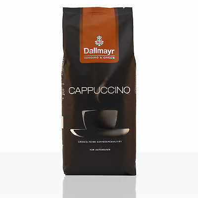 Dallmayr Cappuccino 10 x 1Kg Vending & Office
