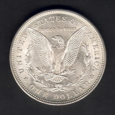 U.S.A.  1921-P Silver Dollar.. Morgan Type..   Full Lustre - BU