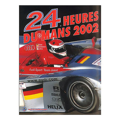 A.C.O. Sonsiges 24 Heures du Mans 2002 Moity/Teissedre french