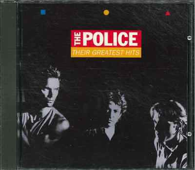"THE POLICE ""Their Greatest Hits"" CD-Album"