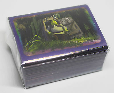 SHREK 2 complet set of 216 stickers by Panini 2004