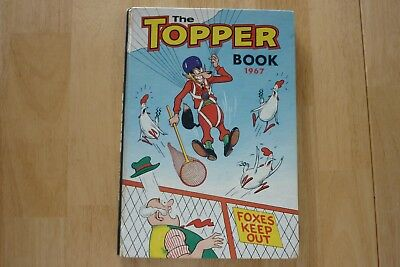 Topper Annual 1967. UNCLIPPED.Like Beano