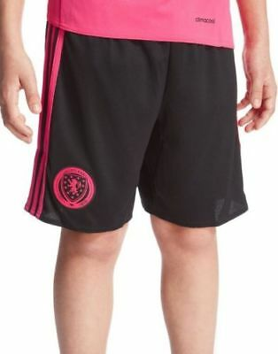 Adidas Scotland Away Junior Shorts 2016