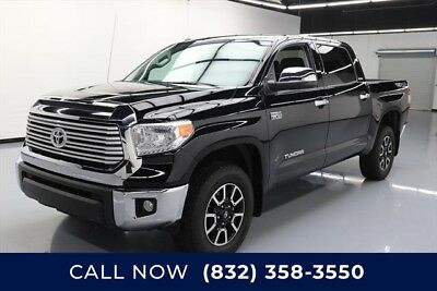 Toyota Tundra Limited Texas Direct Auto 2016 Limited Used 5.7L V8 32V Automatic 4X4 Pickup Truck
