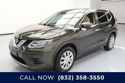 Nissan Rogue S 4dr Crossover Texas Direct Auto 2014 S 4dr Crossover Used 2.5L I4 16V Automatic FWD SUV