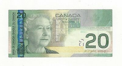 *2006*BOC BC-64a-i, $20 Jen/Dod SN# EZE 1111511 Almost Solid Note