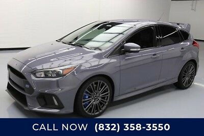 Ford Focus RS Texas Direct Auto 2016 RS Used Turbo 2.3L I4 16V Manual AWD Hatchback Premium