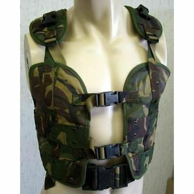 Original Holl. Load Bearing Weste DPM tarn Vest Carrying