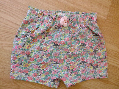 Next Baby Girls Floral Shorts Age 18-24 Months