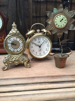 Mechanical Clocks  Job Lot Working Condition