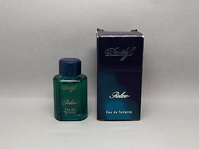 Davidoff, Relax. in Box. Mini Parfum. Mini perfume. 43 mm.