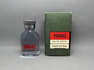 Boss, Hugo. in Box. Mini Parfum. Mini perfume. 52 mm.