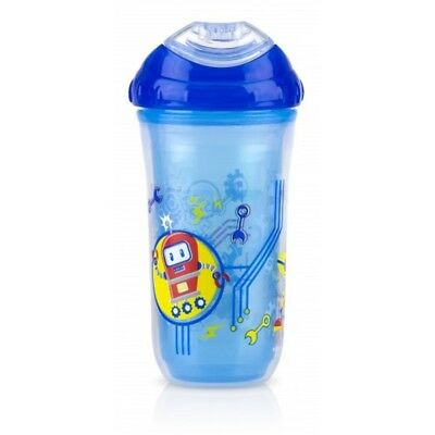 270ml Non-spill Toddler Insulated Cool Sipper - Nuby 18m Spout Beaker 9oz Cup