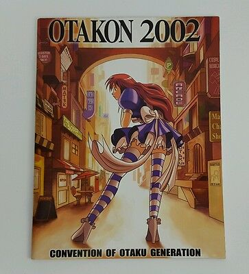 OTAKON 2002 CONVENTION OF OTAKU GENERATION Comic Book