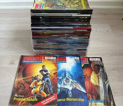 74 Perry Rhodan Hefte Nr. Bereich 2500 bis 2599  - Science Fiction Romane