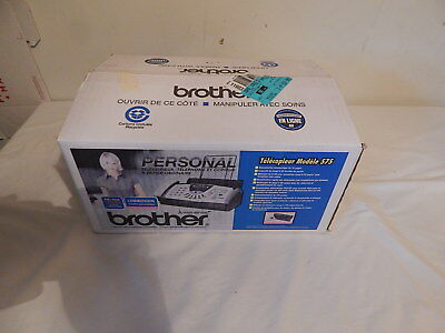 BROTHER Fax Machine model 575 New in box