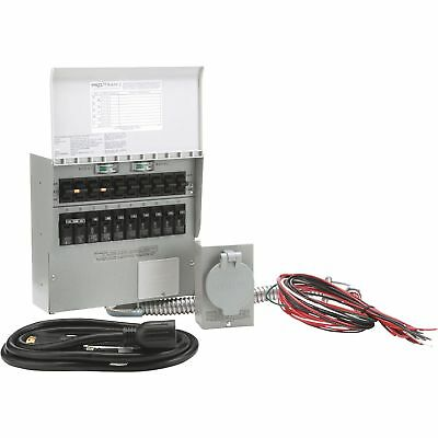 Reliance Transfer Switch Kit -10 Circuit Model# 310CRK