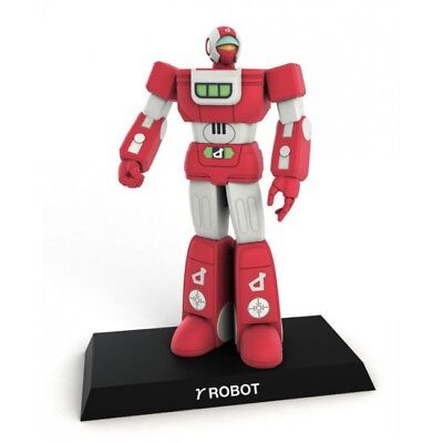 Anime Robot Collection 58 Arbegas Gamma Robot Figure