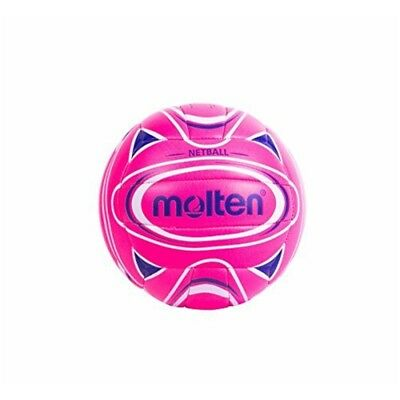 Molten Ultra Plus Club Match Netball, Pink, Mini - Ncpbas Star Fast